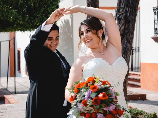 La boda de Ricardo y Adrienne en Juriquilla, Querétaro 30