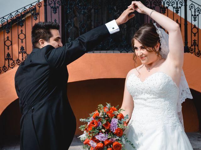 La boda de Ricardo y Adrienne en Juriquilla, Querétaro 32