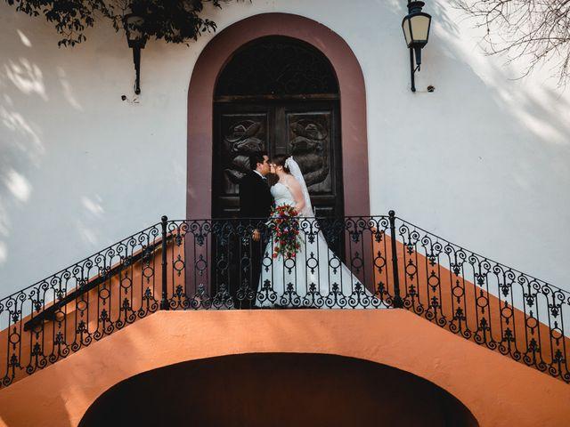 La boda de Ricardo y Adrienne en Juriquilla, Querétaro 33