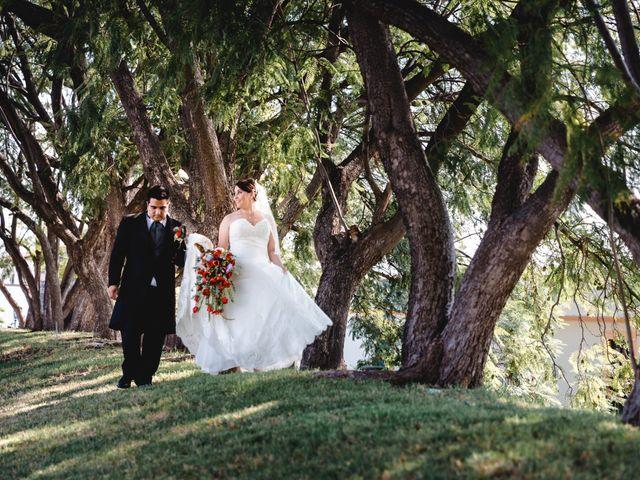 La boda de Ricardo y Adrienne en Juriquilla, Querétaro 39