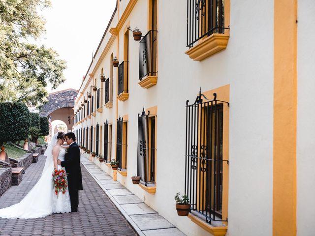 La boda de Ricardo y Adrienne en Juriquilla, Querétaro 41