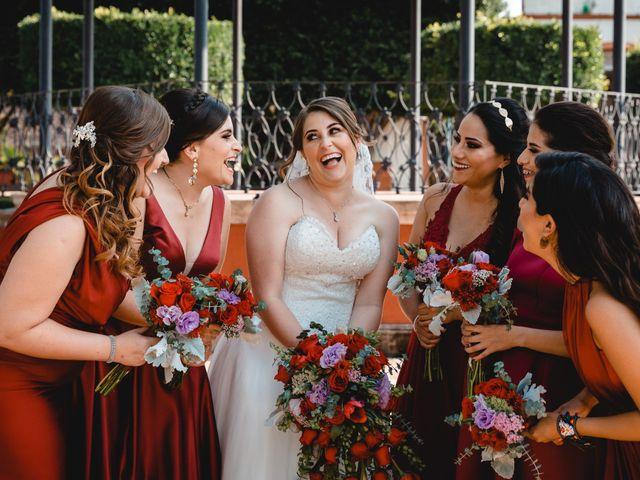 La boda de Ricardo y Adrienne en Juriquilla, Querétaro 42