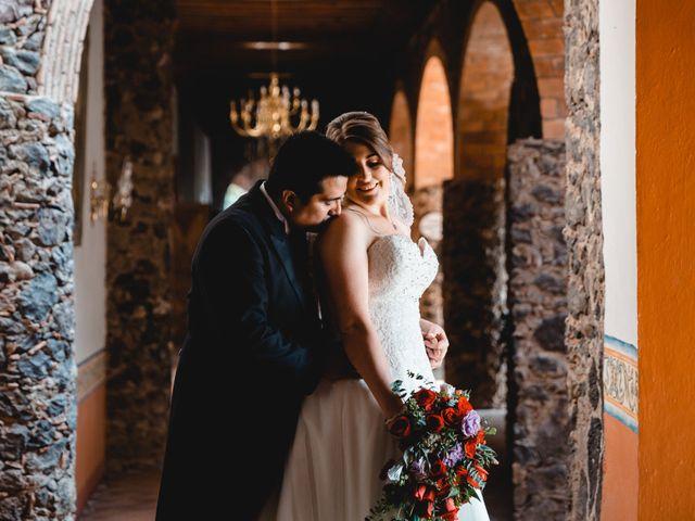 La boda de Ricardo y Adrienne en Juriquilla, Querétaro 44