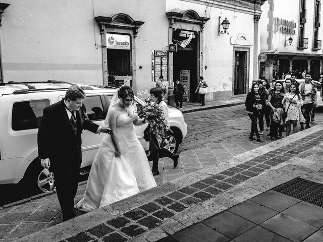 La boda de Ricardo y Adrienne en Juriquilla, Querétaro 45