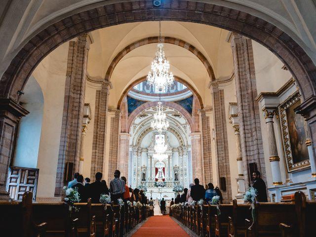 La boda de Ricardo y Adrienne en Juriquilla, Querétaro 49