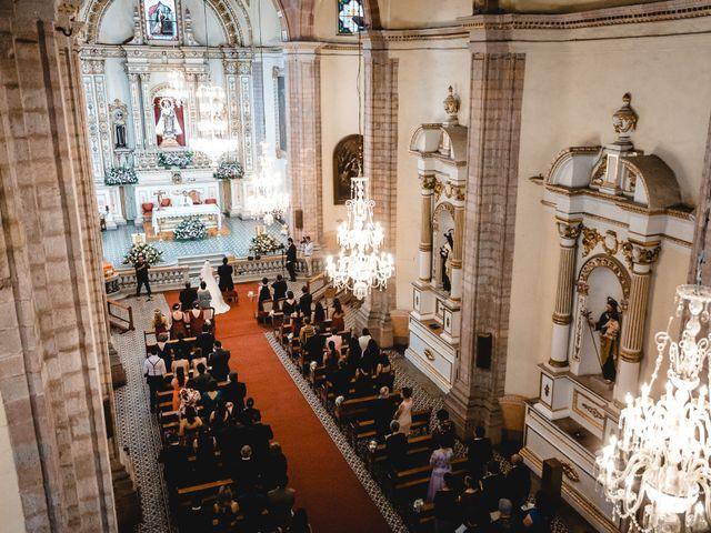 La boda de Ricardo y Adrienne en Juriquilla, Querétaro 50