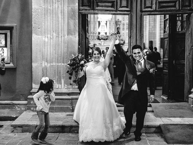 La boda de Ricardo y Adrienne en Juriquilla, Querétaro 54