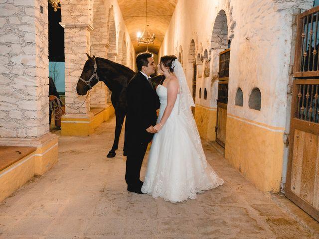 La boda de Ricardo y Adrienne en Juriquilla, Querétaro 56