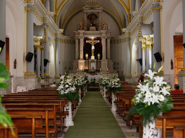 La boda de José Armando  y Citlalin Isabel  en Tuxpan, Jalisco 5