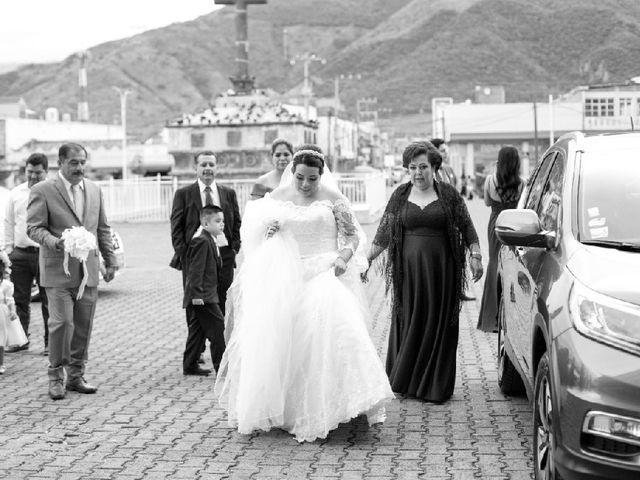 La boda de José Armando  y Citlalin Isabel  en Tuxpan, Jalisco 1