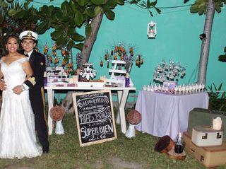 La boda de Laura y Gregorio