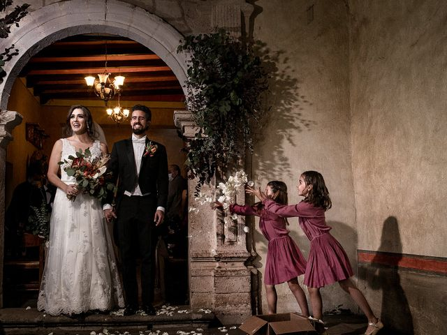 La boda de Marion y Ramiro