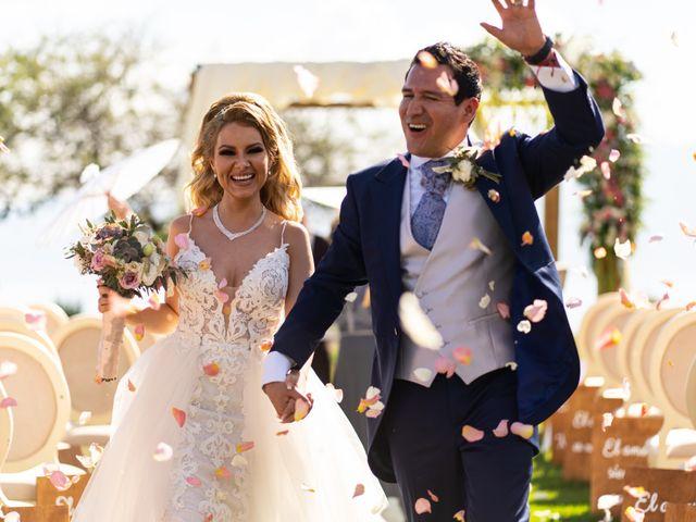 La boda de Gabriela y Antonio