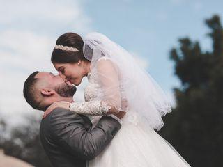 La boda de Ely y Frankie