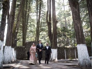 La boda de Brenda y Julio 1