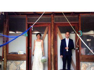 La boda de Rita y José