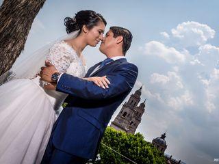 La boda de Elssie y Giovanni