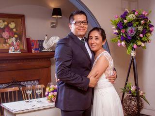 La boda de Jocelyn y Luis