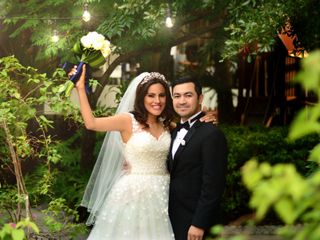 La boda de Adriana y Juan