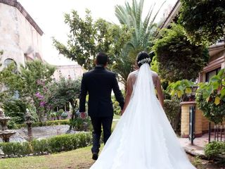 La boda de Kenya  y Edgar 1