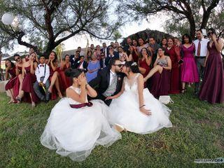 La boda de Kenya  y Edgar 2
