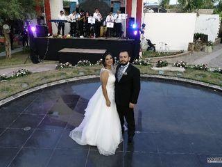 La boda de Kenya  y Edgar 3