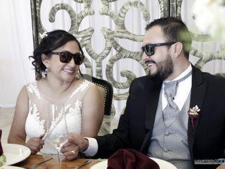 La boda de Kenya  y Edgar