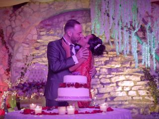 La boda de Iris y Ariel