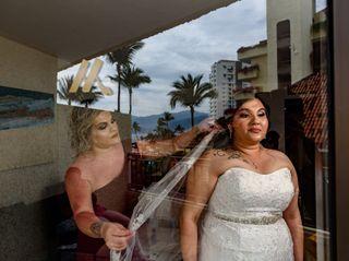La boda de Ivone y Marcos 2