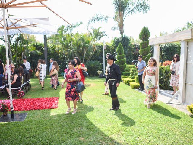 La boda de Emmanuel y Dorian en Morelos, Estado México 2