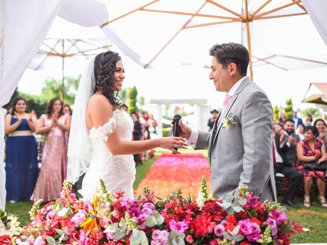 La boda de Emmanuel y Dorian en Morelos, Estado México 9