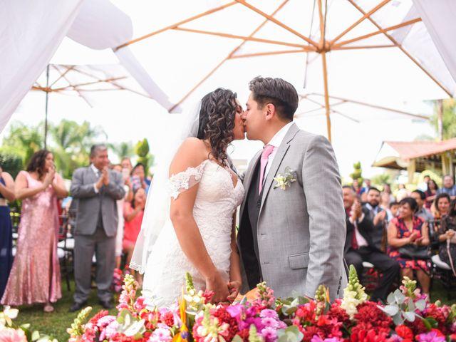 La boda de Emmanuel y Dorian en Morelos, Estado México 10