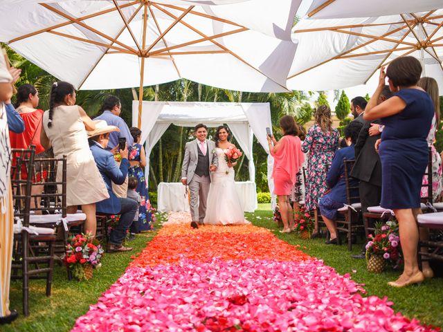 La boda de Emmanuel y Dorian en Morelos, Estado México 11