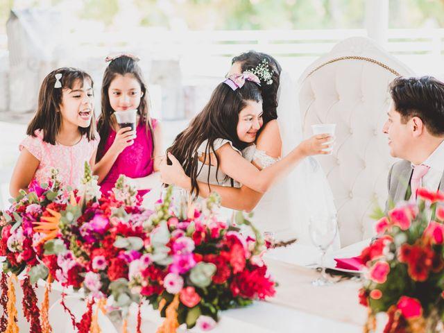 La boda de Emmanuel y Dorian en Morelos, Estado México 13