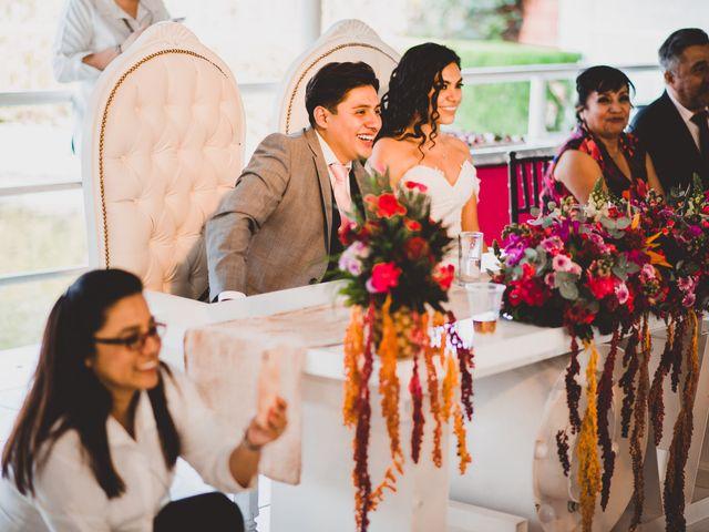 La boda de Emmanuel y Dorian en Morelos, Estado México 14