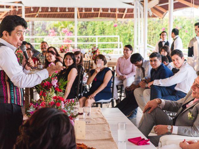 La boda de Emmanuel y Dorian en Morelos, Estado México 15