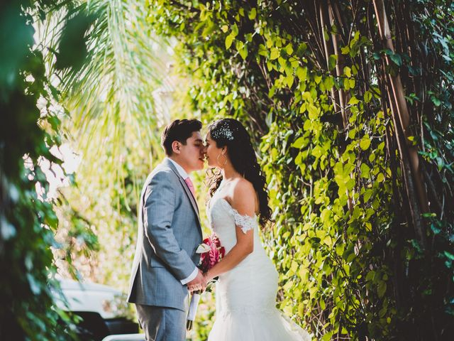 La boda de Emmanuel y Dorian en Morelos, Estado México 16