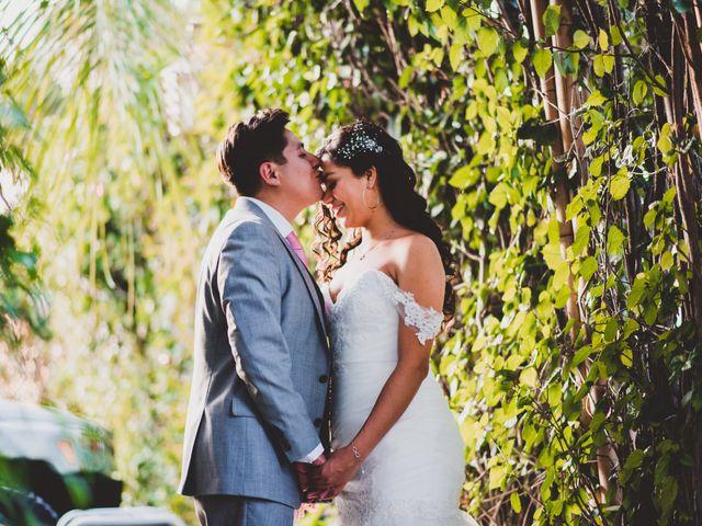 La boda de Emmanuel y Dorian en Morelos, Estado México 17