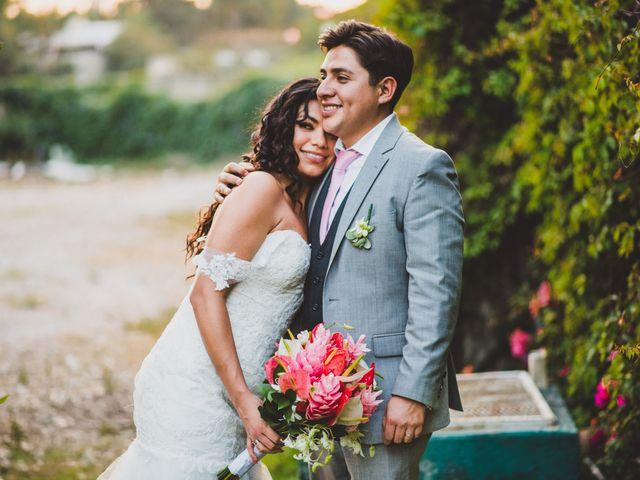La boda de Emmanuel y Dorian en Morelos, Estado México 18