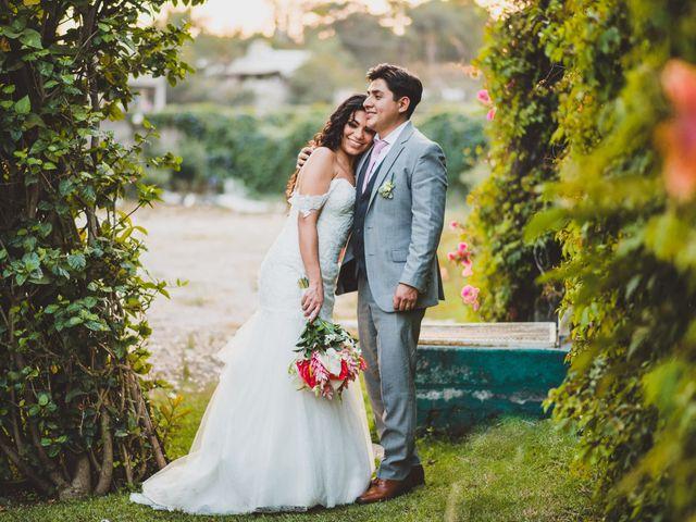 La boda de Emmanuel y Dorian en Morelos, Estado México 19