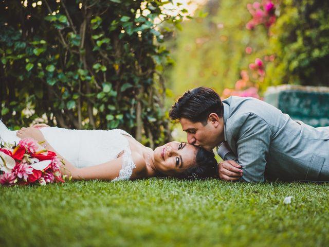 La boda de Emmanuel y Dorian en Morelos, Estado México 21
