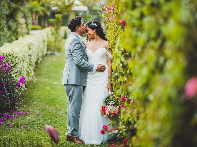 La boda de Emmanuel y Dorian en Morelos, Estado México 22