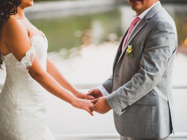 La boda de Emmanuel y Dorian en Morelos, Estado México 23