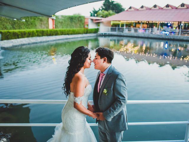 La boda de Dorian y Emmanuel