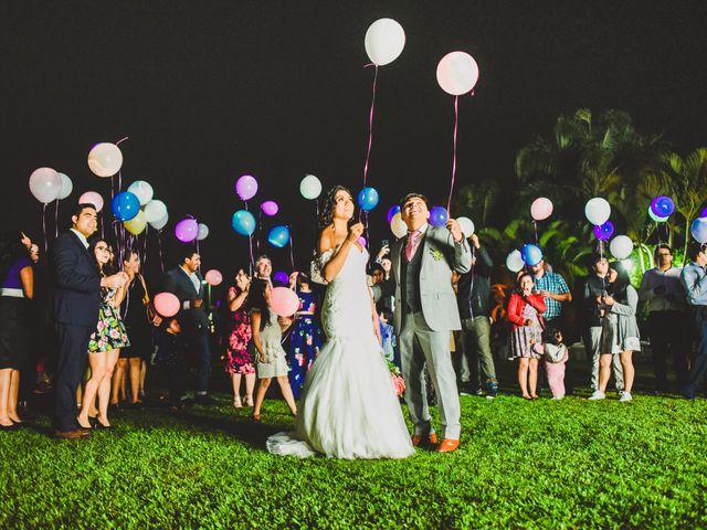 La boda de Emmanuel y Dorian en Morelos, Estado México 26