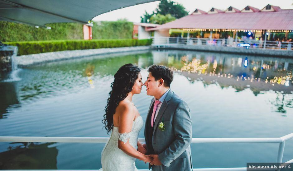 La boda de Emmanuel y Dorian en Morelos, Estado México