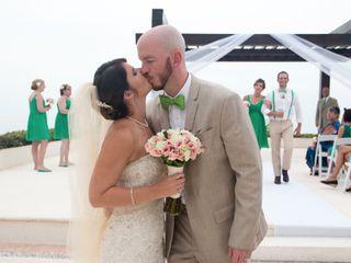 La boda de Tara y Andrew