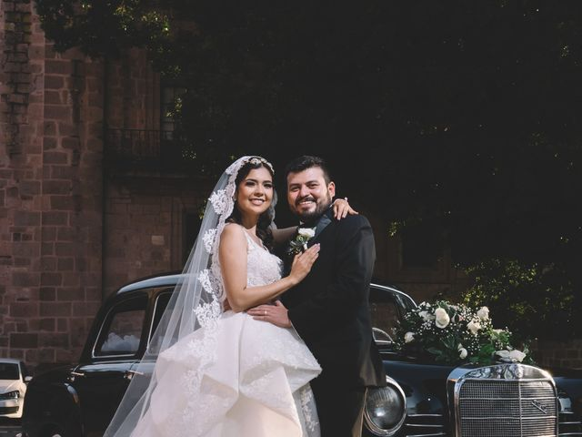 La boda de Walter y Fer