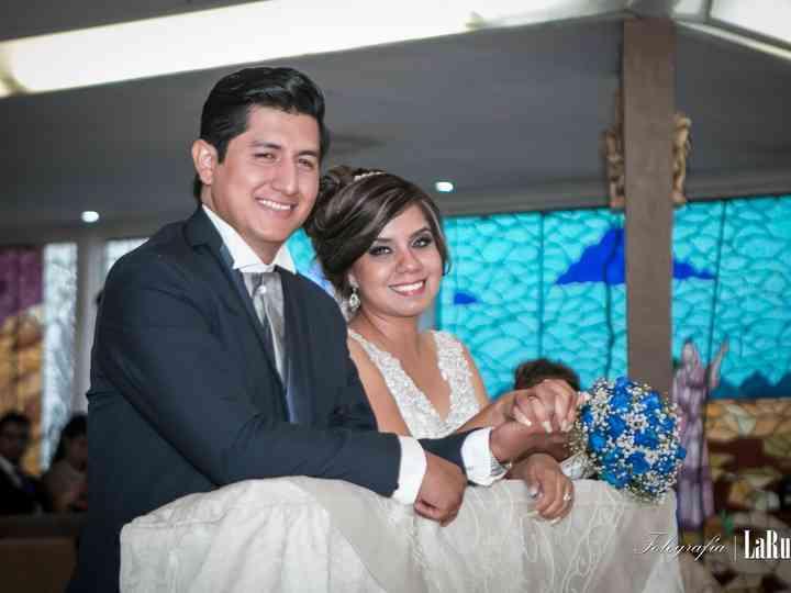 La boda de Lilana y Rodolfo
