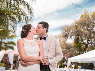La boda de Marianela y Gerardo 1